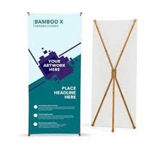 X - Frame Banner