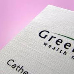 Linen / Textured Business Cards