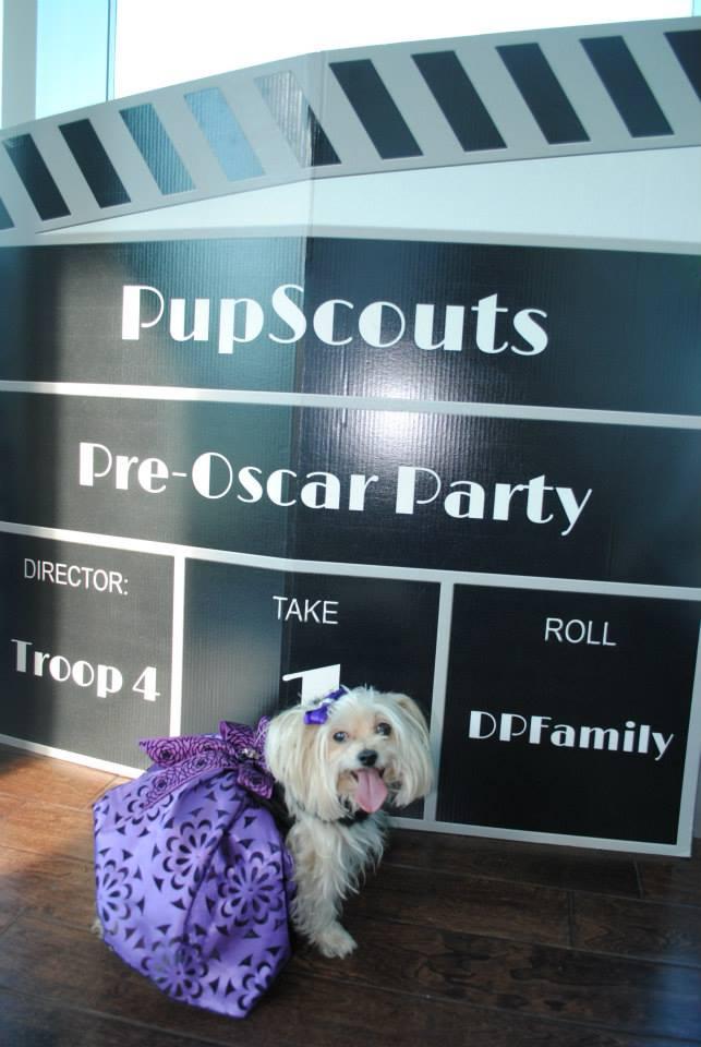 PupScouts Pre-Oscar Event