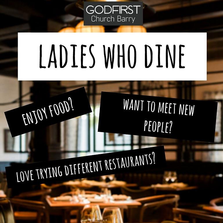 Ladies Who Dine