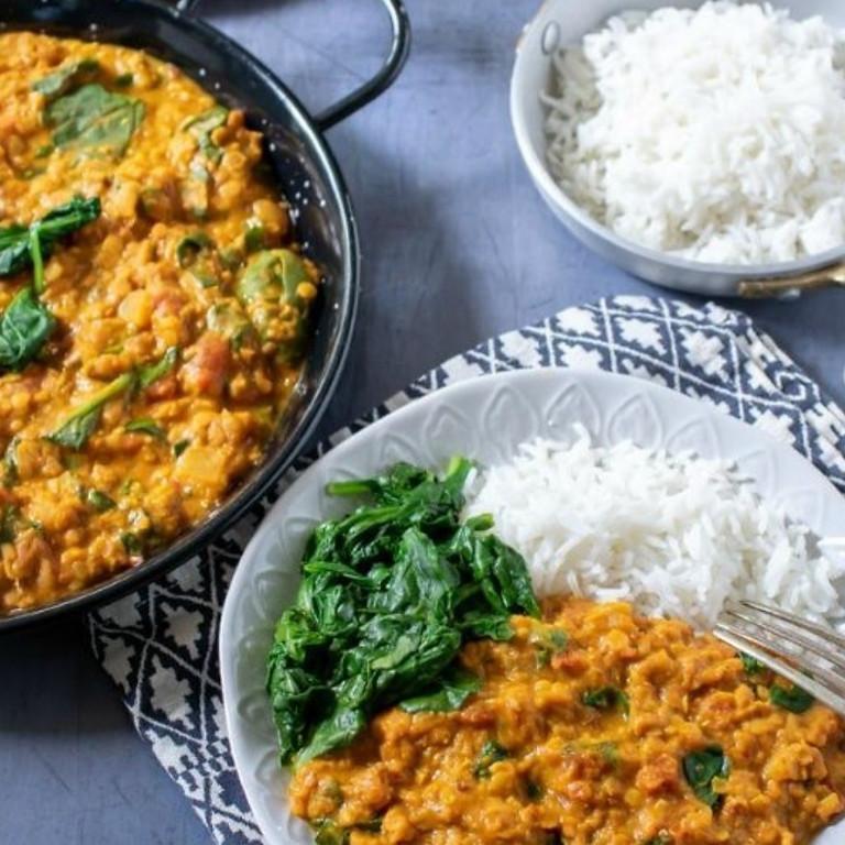Homemade Curry Club