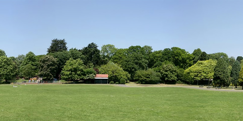 Church Picnic: Romilly Park