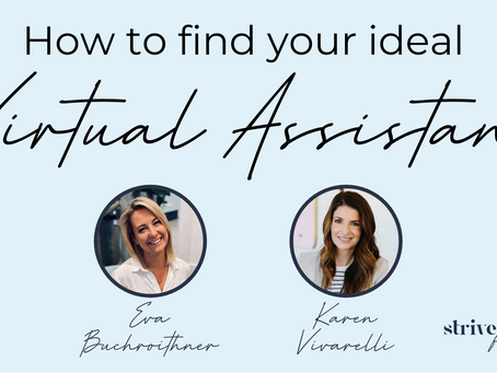 How to find your ideal Virtual Assistant