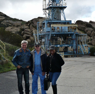DEAN SCOFIELD TOUR OF APOLLO SITE