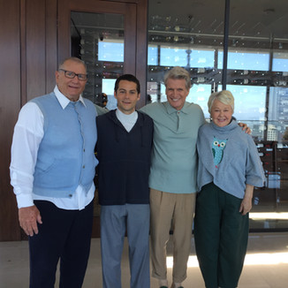 DEAN SCOFIELD, ED HARRIS, & SUSAN RATTAN