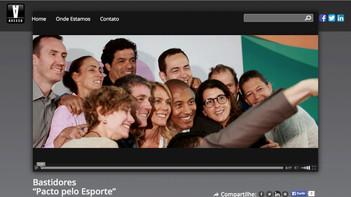 """Atletas pelo Brasil lança a websérie """"Temos um Pacto"""" no Avesso TV"""
