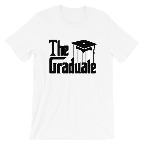 The Graduate - Short Sleeve T-Shirt (light)