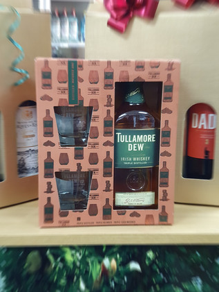 Tullamore Dew Glass Pack