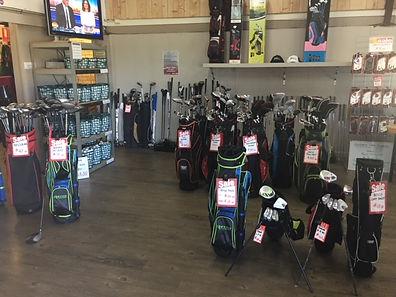 Golf Pro Shop at Newcastle Golf Practice Centre