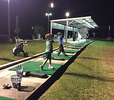 Newcastle Golf Driving Range, golf lessons