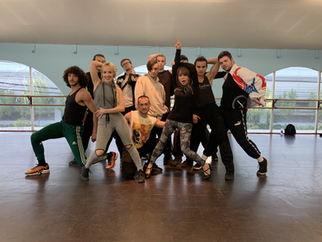 Paula Abdul 2019 Bilboards Skeleton Crew