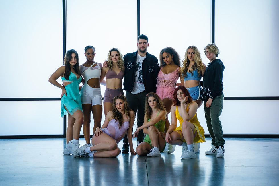 NASTY Dance Video