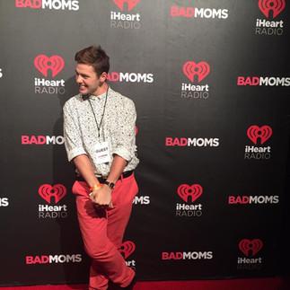 Bad Moms Premier IHeartRadio Studios