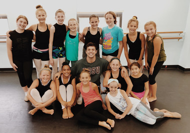 North Andover School of Dance Summer Intensive
