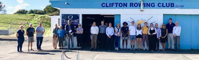 Clifton Rowing Club - Club Meeting