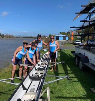 Clifton Rowing Club - Masters Rowing - Adults