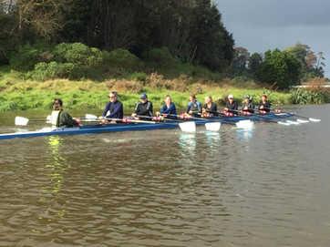 Clifton Rowing Club - Training