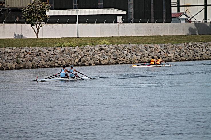 Clifton rowing, Waitara, New Plymouth, Taranaki, Clifton Regatta