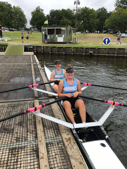Clifton Rowing Club Rowing