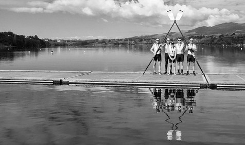 Masters World Rowing Championships Lake Karapiro