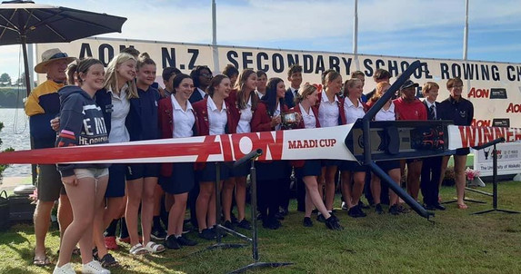 Clifton Rowing Club - Achievements & Results - Maadi Cup