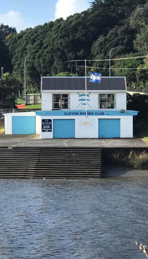 The Clifton Rowing Club