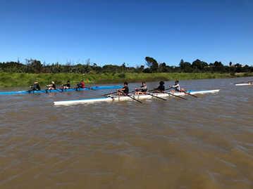 Clifton Rowing Club Rowing  - Club Training