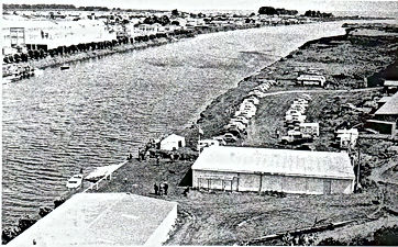 Clifton rowing, Waitara, New Plymouth, Taranaki