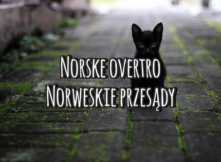 Norske overtro. Norweskie przesądy