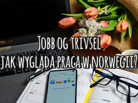 Jobb og trivsel. Jak wygląda praca w Norwegii?