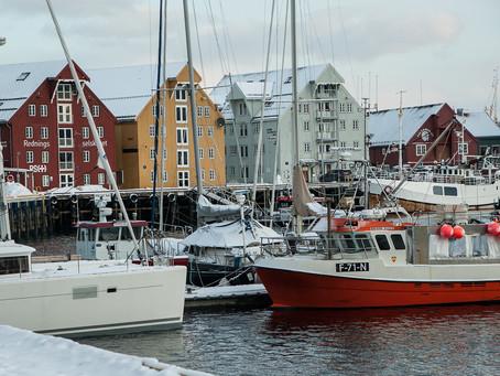 Tromsø - miasto zorzy polarnej