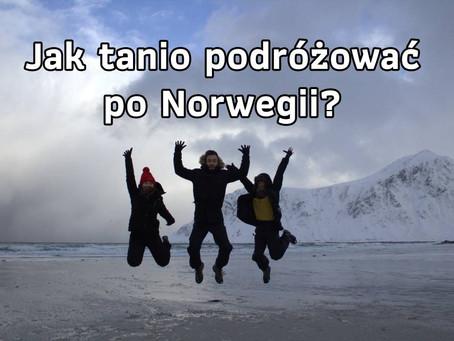 Jak tanio podróżować po Norwegii?
