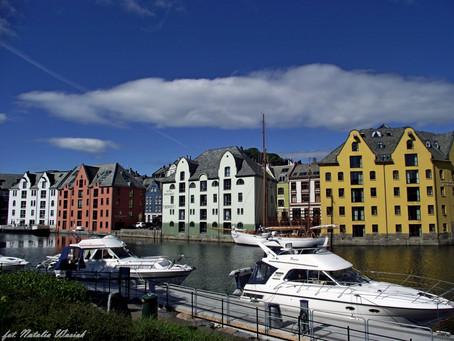 Ålesund- perła zachodniej Norwegii
