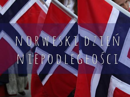 17 maja: Norweski Dzień Niepodległości