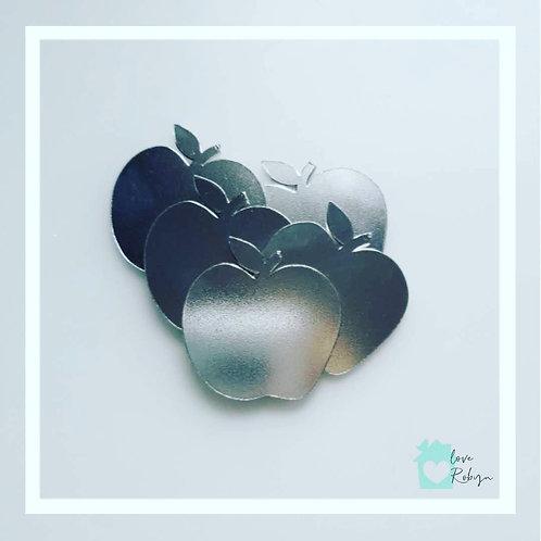 Engraving - Apple Keyring