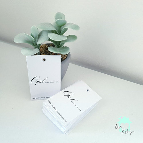 Clothing & Gift Tags