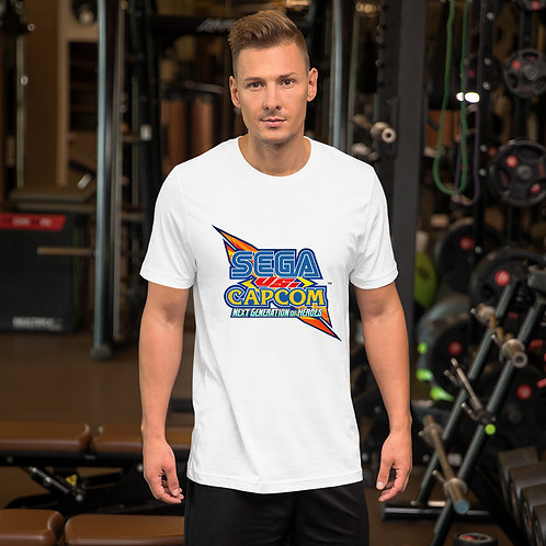 Arcade Classic Short-Sleeve Unisex T-Shirt