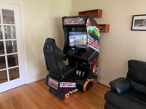 Speed Devil Arcade Racing Driving Simulator