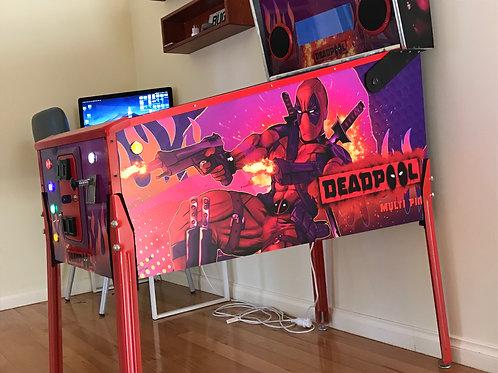 Deadpool Pinball Photoshop Files