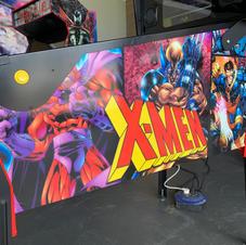 Custom high res art for Marvel