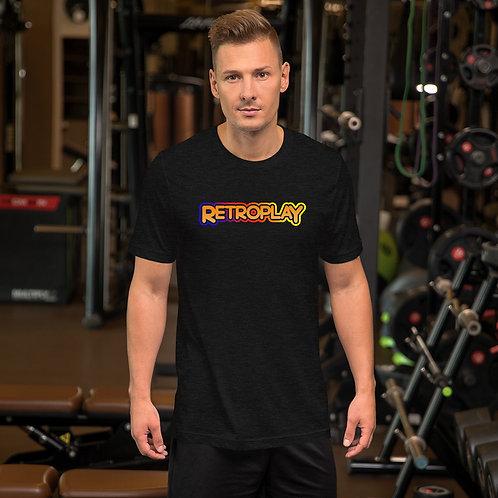 Retro Play Official Short-Sleeve Unisex T-Shirt