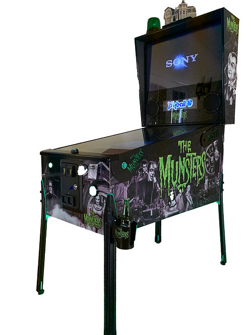 Extreme Edition Virtual Pinball Machine (any design you want)