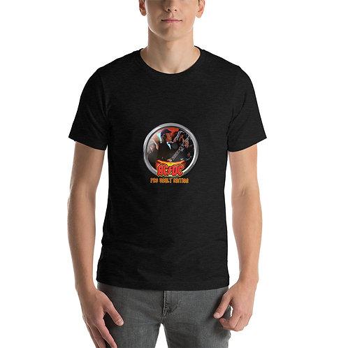 ACDC Short-Sleeve Unisex T-Shirt