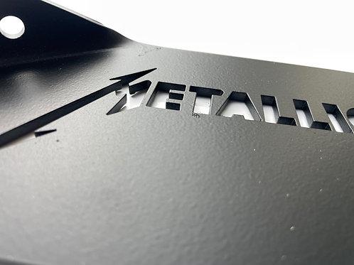 Metallica Pinball Back Box Hinges