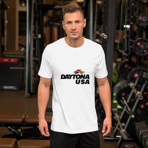 Daytona USA Short-Sleeve Unisex T-Shirt