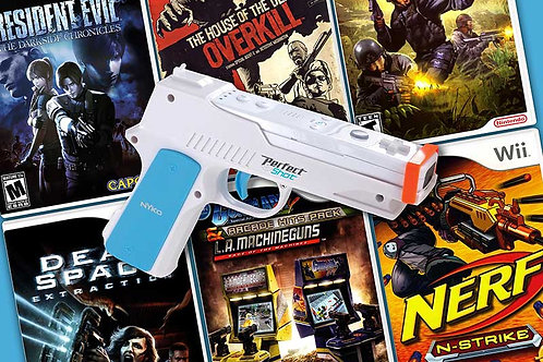 2 x Light Guns for Arcade Machine