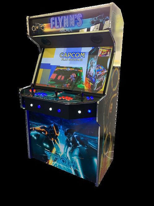 Four Player Arcade Machine