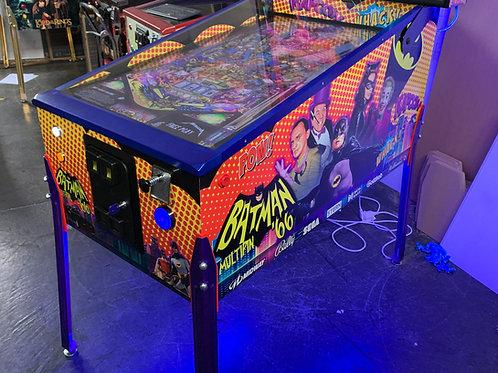 Batman 66 Pinball Photoshop Files