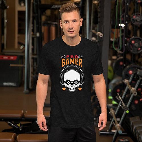 Pro Gamer Short-Sleeve Unisex T-Shirt