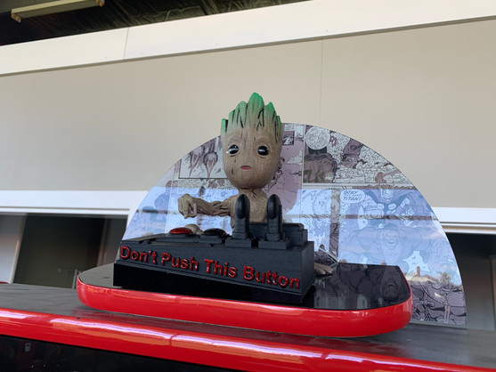 Baby Groot Topper